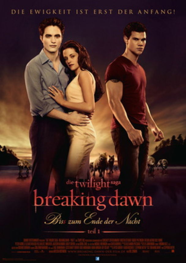 OV: The Twilight Saga - Breaking Dawn (Part 1)