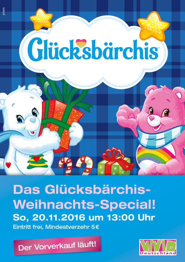 Glücksbärchis Weihnachts Special Kinoprogramm Im Kinopolis Gießen