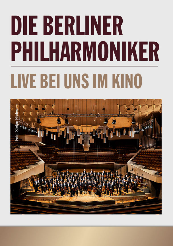 die berliner philharmoniker live das silvesterkonzert mit sir simon rattle und kinoprogramm. Black Bedroom Furniture Sets. Home Design Ideas