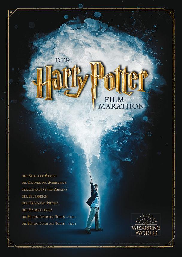 Harry Potter Marathon Im Kinopolis Bonn Bad Godesberg