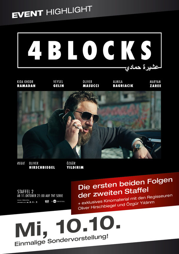 4 Blocks Folge 2