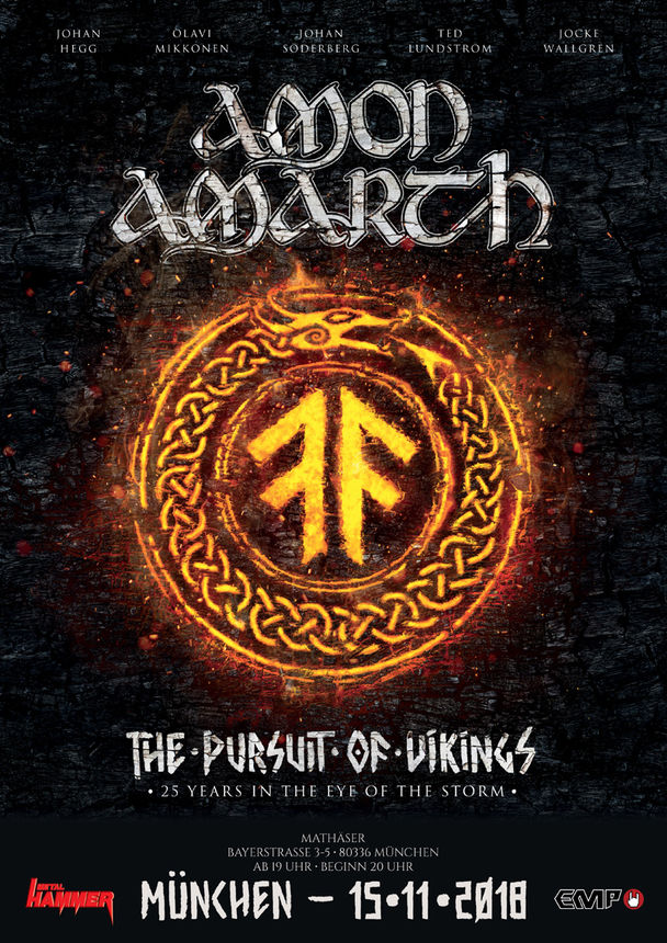 amon amarth the pursuit of vikings kinoprogramm im kinopolis koblenz. Black Bedroom Furniture Sets. Home Design Ideas