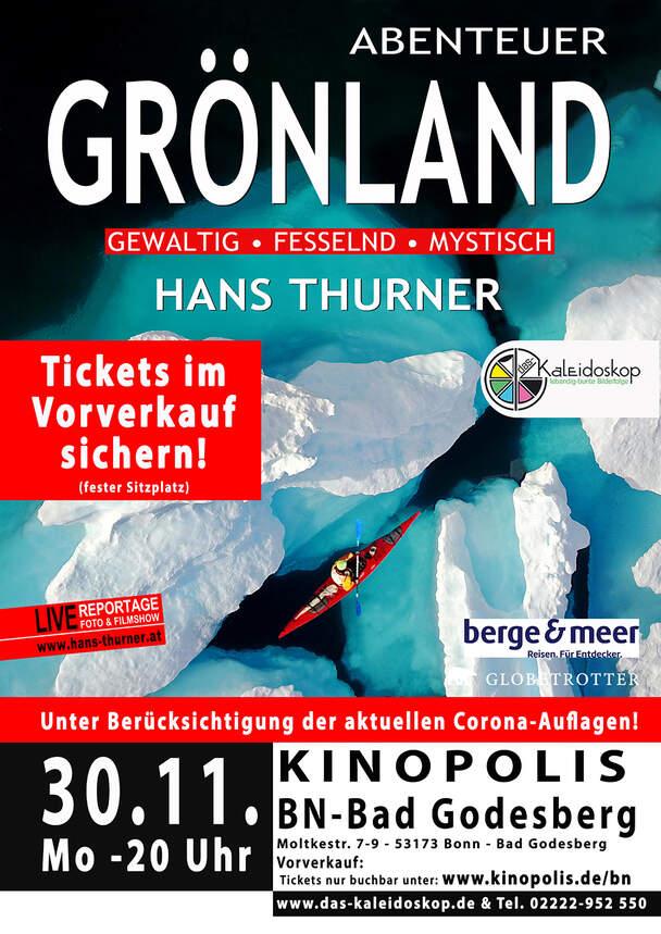 Abenteuer Grönland (Live-Reportage)
