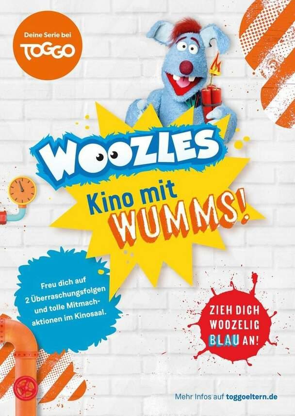 WOOZLES Kino mit Wumms!