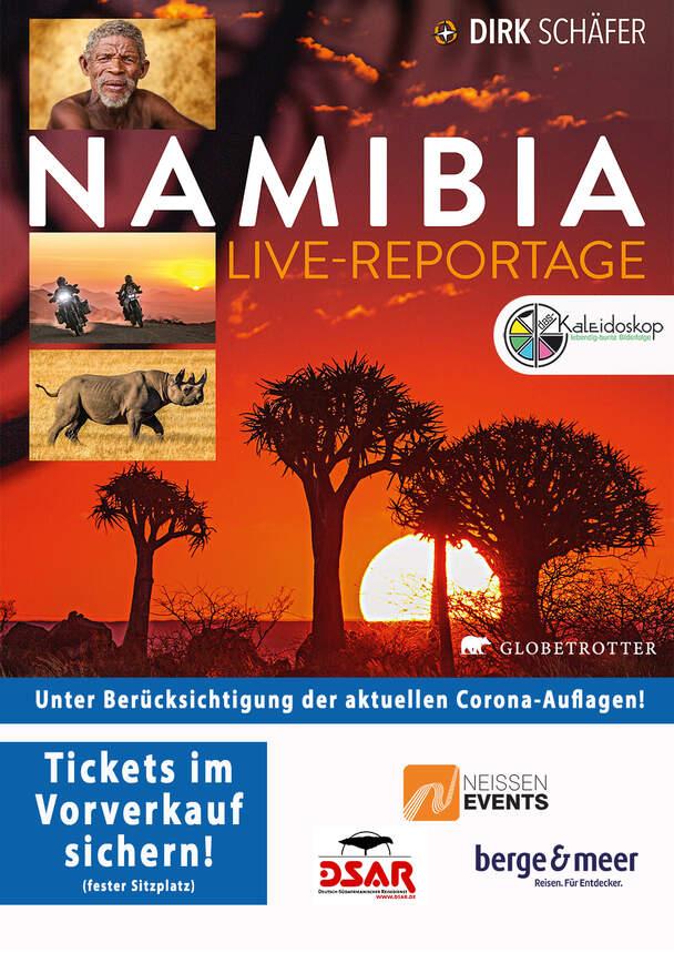 Namibia - 10 Leben (Live-Reportage)