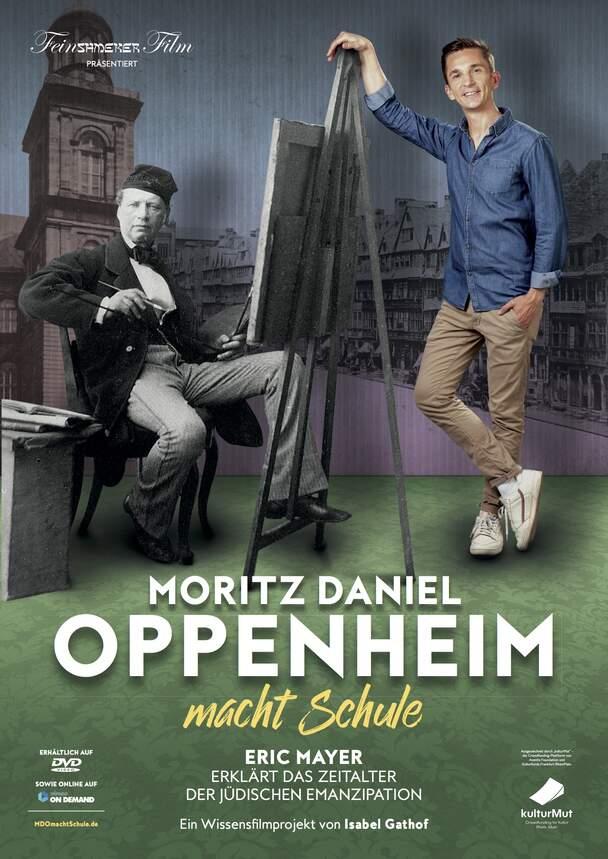 Moritz Daniel Oppenheim macht Schule