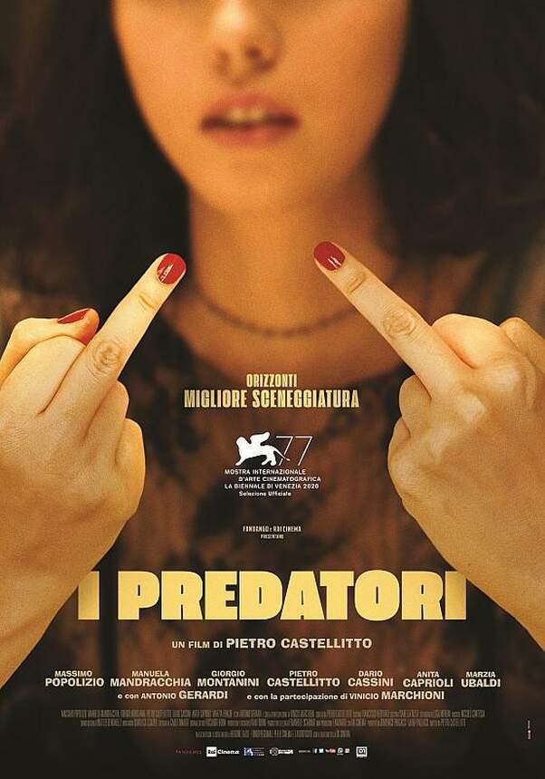 I PREDATORI - Die Raubtiere (ital.)