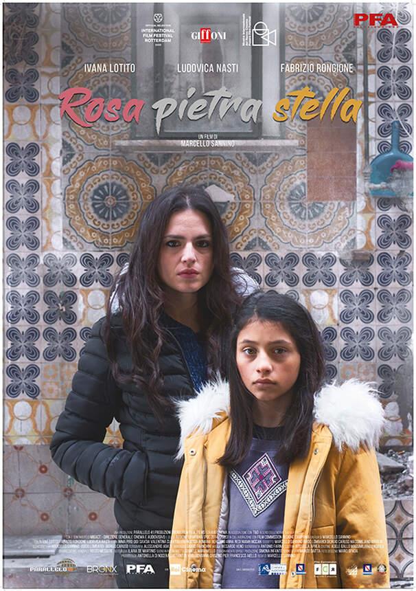 ROSA PIETRA STELLA - Rose, Stein und Stern (ital.)